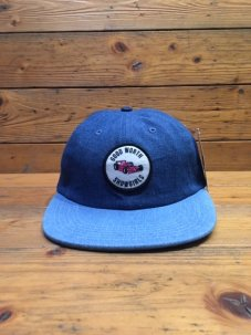 GoodWorth Grand Prix 6 Panel Strapback