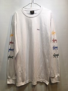 Stan Ray School Long Sleeve Tee