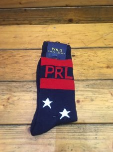 Polo Ralph Lauren Stars + Stripes Sock