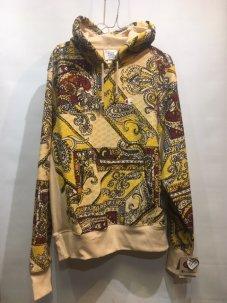 Champion Reverse Weave Paisley Print Hoodie Sweatshirt