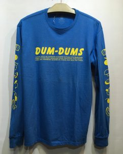 Pigment Dyed Dum-Dums Long Sleeve Tee