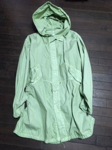 80'S アメリカ軍 US ARMY スノーカモパーカー 後染め OLIVE (DEADSTOCK)