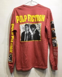 Pulp Fiction パルプフィクション Storyline Long Sleeve Tee