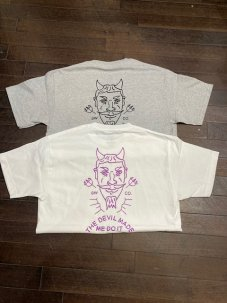 Good Worth DEVIL Tee
