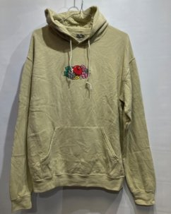 Fruit Of The Loom Overdyed Hoodie