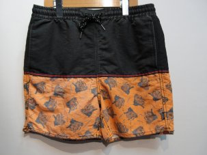 INSIGHT インサイト BENDER MASH BEACH SHORTS W30 MASH BLACK