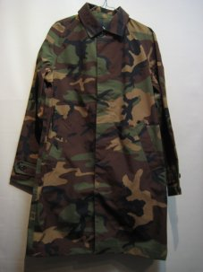 THE NORTH FACE ノースフェイス ALPHADRY HYVENT COAT CAMO