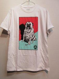 WELCOME SKATEBOARDS ウェルカムスケードボード Common Goblin Tee Mサイズ ホワイト