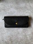 CINQ 長財布(ブラック)