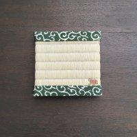畳屋さんのミニチュア畳(小) 唐草