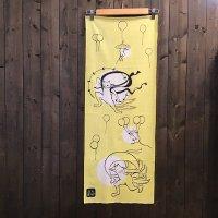 【実録猫】猫又妖狐風神雷神 レモン