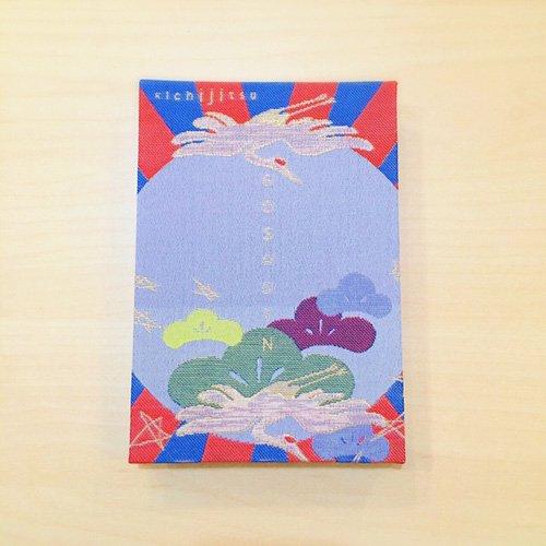 【kichijitsu】GOSHUINノート(御朱印帳)松