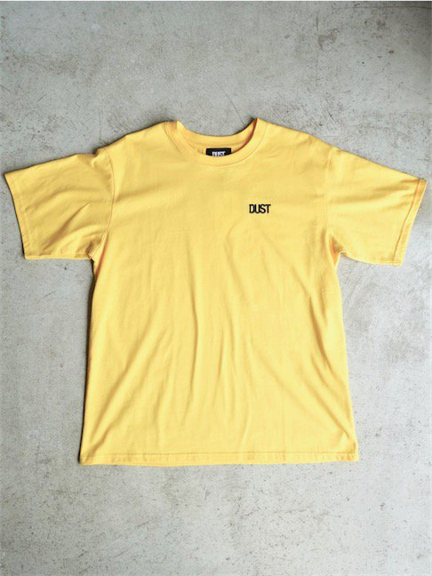 DUST-T-SHIRT/YELLOW<img class='new_mark_img2' src='//img.shop-pro.jp/img/new/icons10.gif' style='border:none;display:inline;margin:0px;padding:0px;width:auto;' />