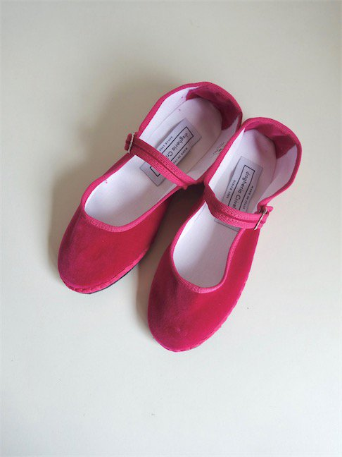 DROGHERIA CRIVELLINI-STRAP SHOES/RED<img class='new_mark_img2' src='//img.shop-pro.jp/img/new/icons10.gif' style='border:none;display:inline;margin:0px;padding:0px;width:auto;' />