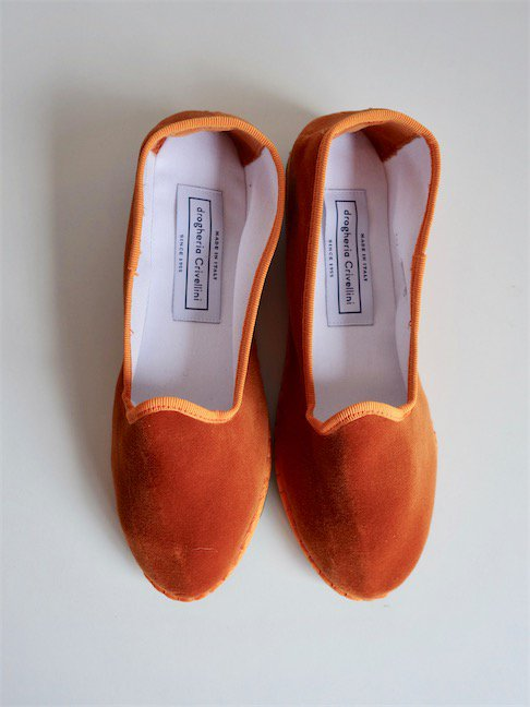 DROGHERIA CRIVELLINI-SLIPON SHOES/AVANA<img class='new_mark_img2' src='//img.shop-pro.jp/img/new/icons10.gif' style='border:none;display:inline;margin:0px;padding:0px;width:auto;' />