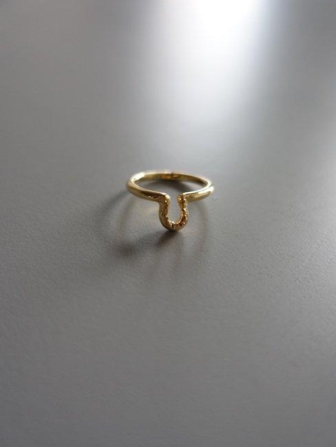 MELLOW-FRIL RING/GOLD
