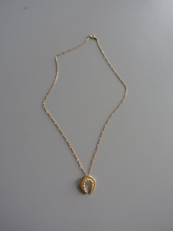MELLOW-FRIL NECKLACE/GOLD