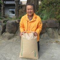 米・食味鑑定士推奨 熊本県産園田さんのお米 ひのひかり有機JAS玄米 5kg
