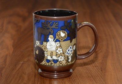 ◇アラビア/ARABIA カレワラ/Kalevala キリンビールマグコレクション/Kirin Beer Mug Collection 1986年の写真