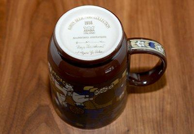 ◇アラビア/ARABIA カレワラ/Kalevala キリンビールマグコレクション/Kirin Beer Mug Collection 1986年の写真No.5