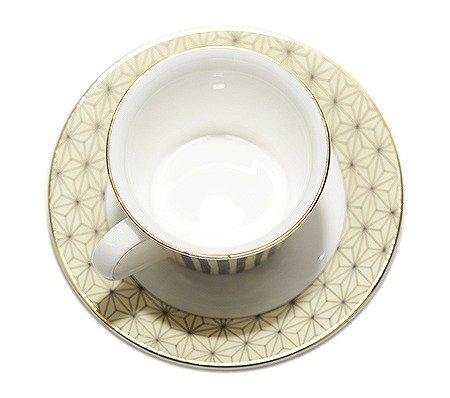 ウェッジウッド/WEDGWOOD サムライ/Samurai デミタスカップ&ソーサー WEDGWODD カップアンドソーサー 廃盤 コーヒー 食器 ギフトの写真No.5