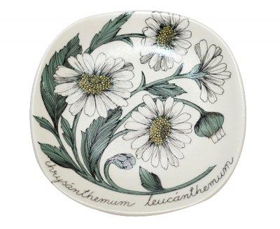 ◇アラビア/ARABIA ボタニカ/Botanica フランス菊/Chrysanthemum Leucanthemum ウォールプレート