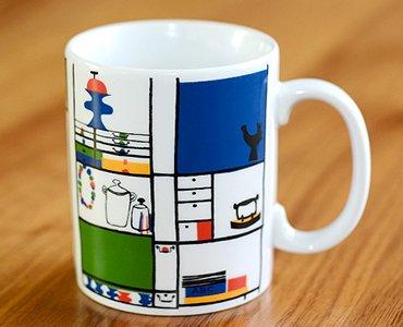 【送料無料】【入手困難】マリメッコ/Marimekko ムクスンヒッリ/Muksunhylly マグカップ