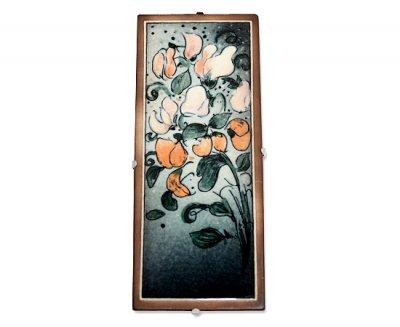 【セール】【送料無料】アラビア/ARABIA Helja Liukko Sundstrom 甘い香り/Sweet Fragrances 陶板画 26cm 199…
