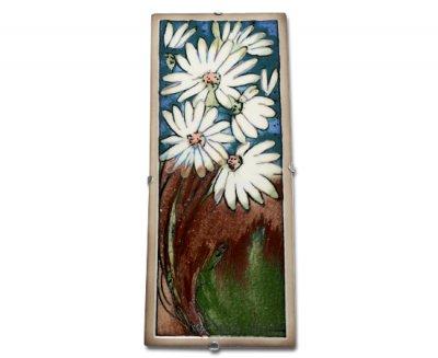【セール】【送料無料】アラビア/ARABIA Helja Liukko Sundstrom 春の花/Spring Flowers 陶板画 26cm 199…