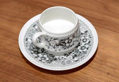アラビア/ARABIA タルヴィッキ/Talvikki コーヒーカップ&ソーサー【複数在庫】の写真No.3
