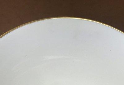 ◇クラウンスタッフォードシャー/Crown Staffordshire ピンクローズ/Pink Rose コーヒーカップ&ソーサー&プレート 3点セット(トリオ)の写真No.4