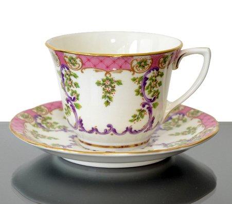 ロイヤルウースター/Royal Worcester クラッドリー/Cradley コーヒーカップ&ソーサー A1865の写真