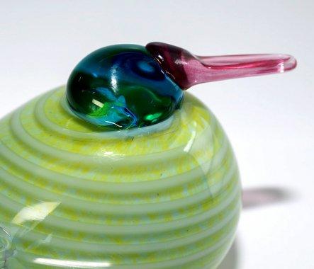 ◇イッタラ Oiva Toikka バード 2007年 レインボーバード iittala Rainbow Birdの写真No.5