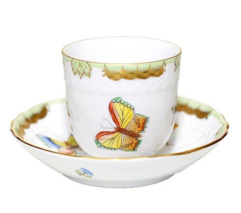 【送料無料】 【美品】ヘレンド ヴィクトリア VBO デミタスカップ&ソーサーの写真No.3