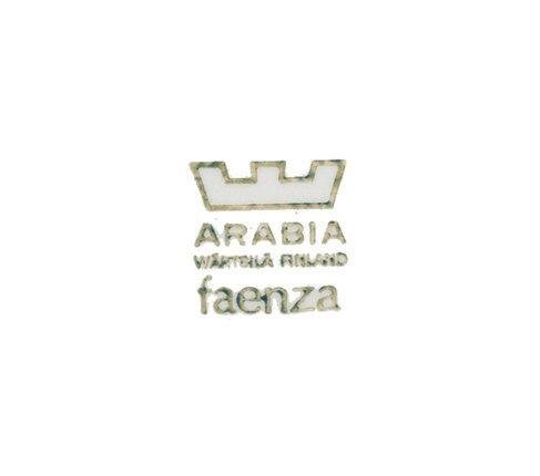 【セール】ARABIA アラビア ファエンツァシュガーボウル/キャンディー アラビア 食器の写真No.3
