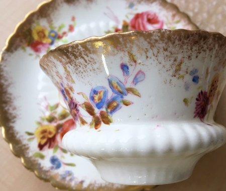 ハマースレイ ハンドペイント コーヒーカップ&ソーサー Hammersleyの写真No.5