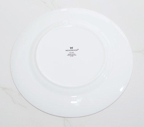 WEDGWODD ウェッジウッド クリオ プレート 中皿 21cm  ウエッジウッド 廃盤 ブランド食器 アンティーク食器usedの写真No.3