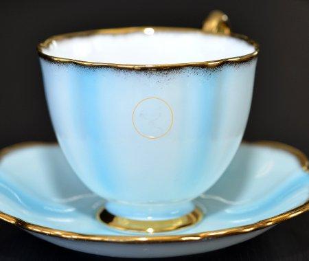 エリザベサン 1960年代 コーヒーカップ&ソーサー Elizabethanの写真No.3