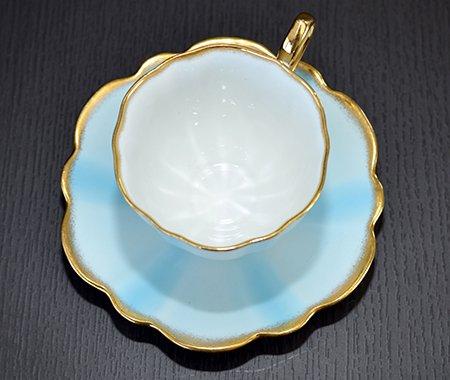 エリザベサン 1960年代 コーヒーカップ&ソーサー Elizabethanの写真No.4