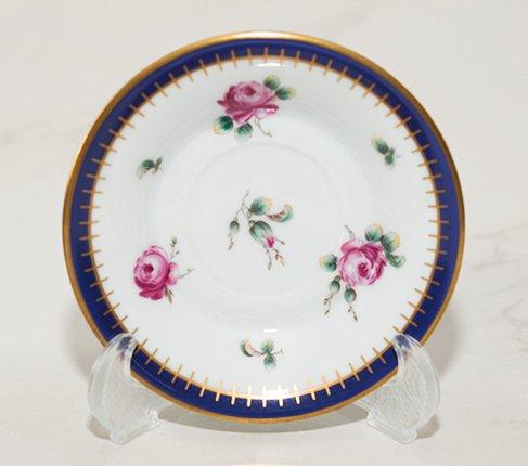 【送料無料】リチャードジノリ プリンセスローズ チョコレートカップ&ソーサー Princess Roseの写真No.6