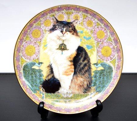 繝繝ウ繝舌Μ繝シ繝溘Φ繝 Cats Around the World 繝輔Λ繝ウ繧ケ 繧ュ繝」繝ヨ繝励Ξ繝シ繝