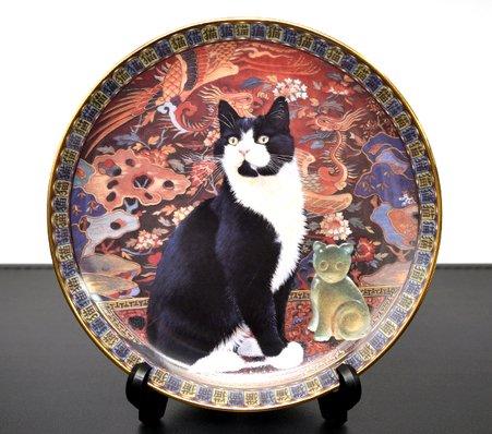 繝繝ウ繝舌Μ繝シ繝溘Φ繝 Cats Around the World 荳ュ蝗ス 繧ュ繝」繝ヨ繝励Ξ繝シ繝