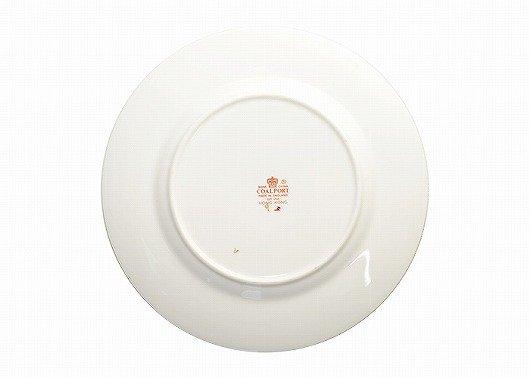 COALPORT コールポート ホンコン プレート 18cm 丸皿 パン皿 平皿の写真No.3