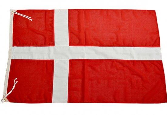 デンマーク 国旗(フラッグ) 90cm×135cmの写真
