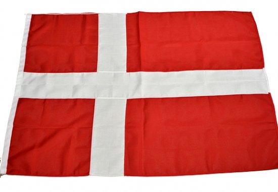 L&S FLAG デンマーク 国旗(フラッグ) 113cm×150cmの写真