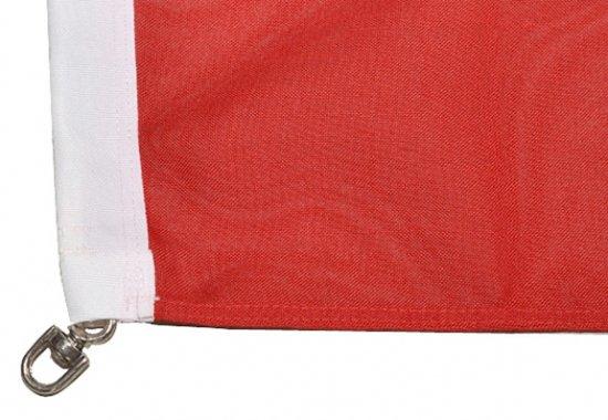 L&S FLAG デンマーク 国旗(フラッグ) 113cm×150cmの写真No.2