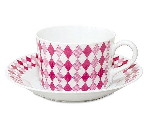 ARABIA アラビア レボントゥリ デミタスカップ &ソーサー finland ブランド食器・アラビア 食器の写真