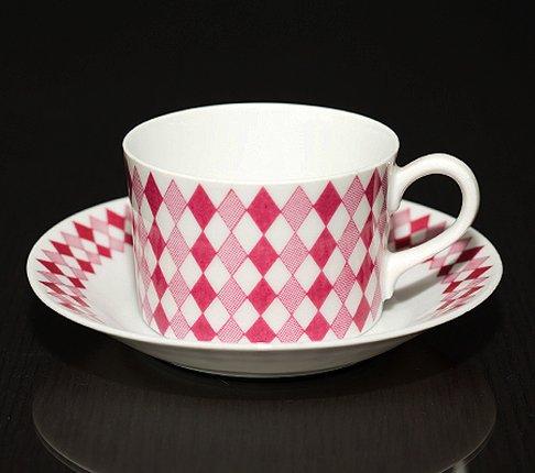 ARABIA アラビア レボントゥリ デミタスカップ &ソーサー finland ブランド食器・アラビア 食器の写真No.2