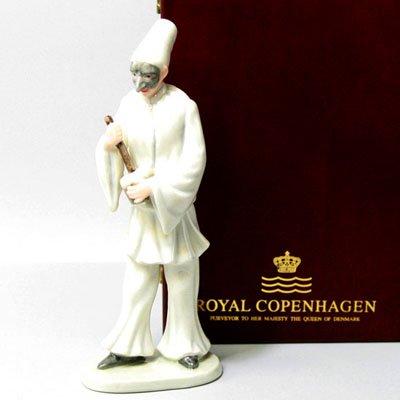 ◇【新品】ロイヤルコペンハーゲン/ROYAL COPENHAGEN プルチネッラの写真