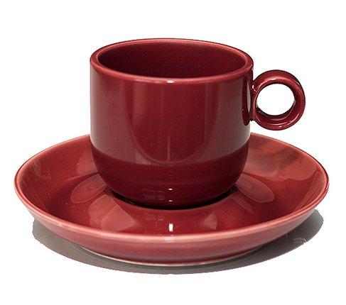 Rosenthal ローゼンタール テラロッサ Terra Rossa コーヒーカップ &ソーサー  ローゼンタール カップの写真